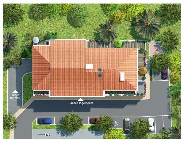 Programmeneuf Appartement 2 Pieces De 41 M2 83200 Toulon 1964